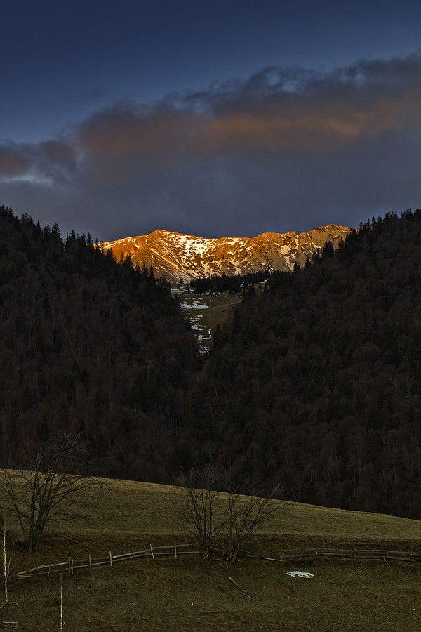 Morning....Piatra Craiului National Park, Romania by dumitru doru on 500px, www.romaniasfriends.com