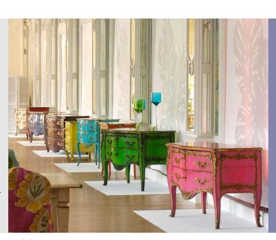Robin Lechner Interior Designs What Room Is Considered As: Missonier Console Tables. The Traditional Style Is