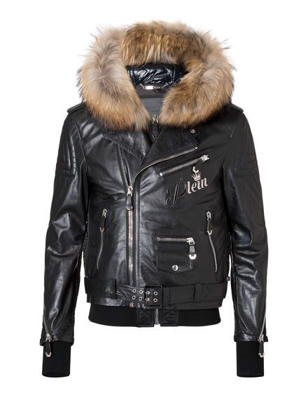 Image Result For Furred Leather Jacket Hoodie Art References