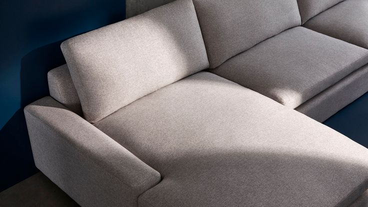 MALTA Is A Modern Sectional With Stylish Low Arm And Comfortable Feather Filled  Cushions. Designed And Made To Order In Montreal. Available In Hundreds Of  ...