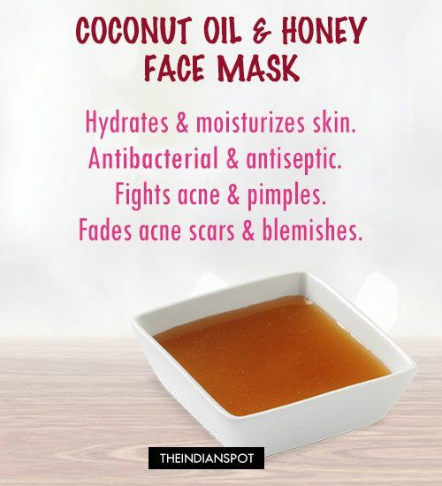 Coconut oil and turmeric face mask:  Coconut oil oily skin face mask  This face pack is very good for lightening your skin tones by moisturizing...