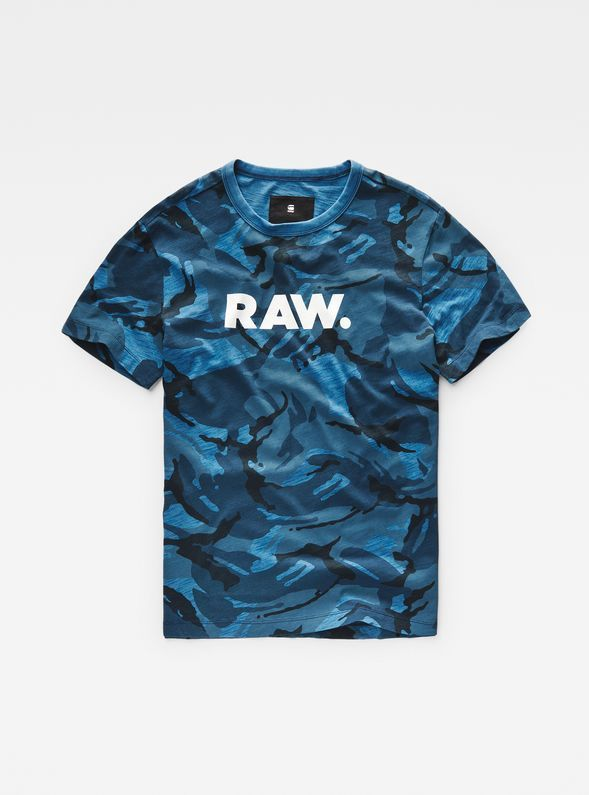 T Shirts | Heren | G Star RAW® | Mens tshirts
