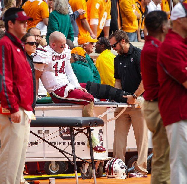 Connor Shaw injury update