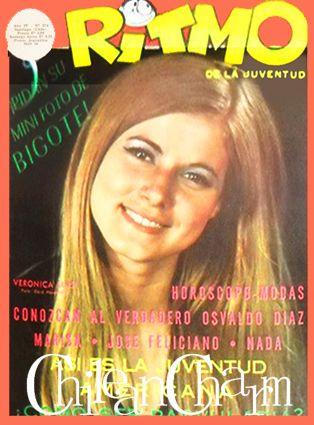 CHILEAN CHARM / VERONICA LUISI/ MISS RITMO 1971