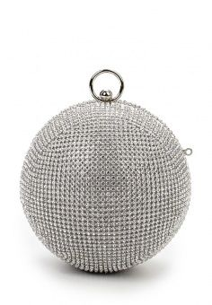 Клатч Aldo, цвет: серебряный. Артикул: AL028BWHGW21