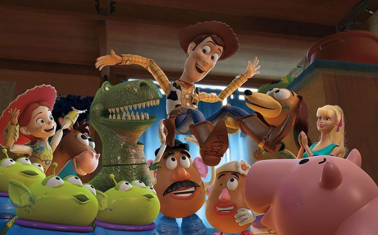 Toy Story 4 to be released in 2017---I am not so sure about this.  I think that 3 ended the series very well.