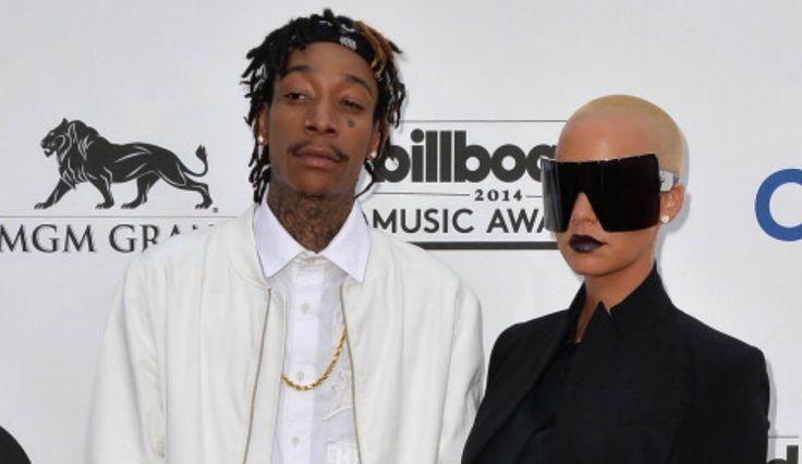 Wiz Khalifa, Amber Rose Reach A New Level After Slut Walk?