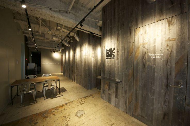 アメリカ風ヴィンテージオフィス|オフィスデザイン事例|デザイナーズオフィスのヴィス