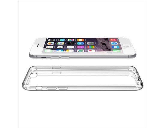 Transparent Ultra TPU Case for iPhone 6 Plus, Monabello.com