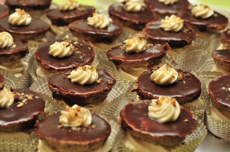 Mini Dacquoise by Dufflet Pastries