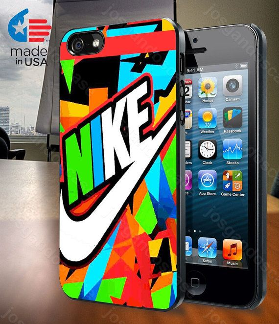 Just Do It Nike Full Color for iPhone 4/4S 5/5S by josgandoscase, $14.79