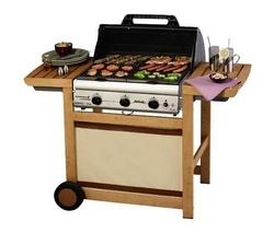 Agrandir l'image: Barbecue à gaz Adelaïde 3 Woody L 203496