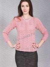 Пуловер с длинными рукавами, фото