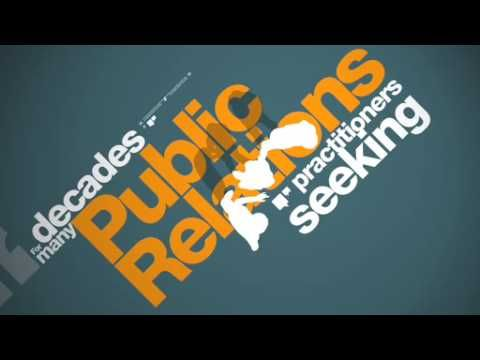 What is PR? Check out this video to get a better understanding on what it PR specialists do.