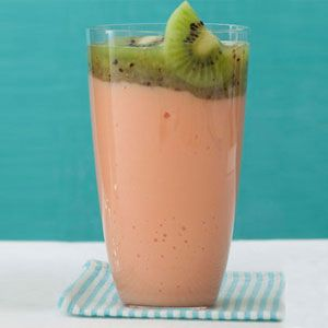 Kiwi-Papaya Drink - 67g carb; 35mg sodium Lots of carbs in this... would it be worth it?