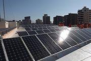 Universidad Antofagasta  11/2013, Antofagasta, Chile   Potencia: 21.22 kWp  Producción de energía: 41'491 kWh/año   Ahorro de CO2: 16.6 t/año    Tipo de instalación: Sobre el tejado, Redes