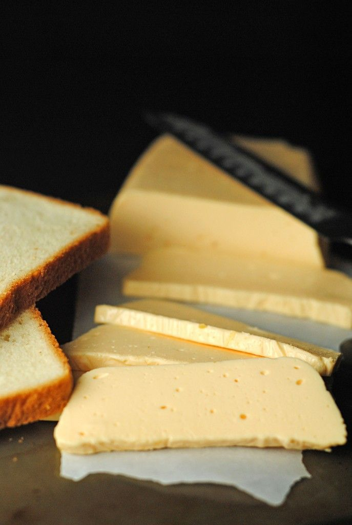 Homemade {Velveeta} Cheese  Ingredients      * 1 Tbs. water      * 1 1/2 tsp. powdered gelatin      * 1/2 cup + 2 Tbs. whole milk      * 12 oz. Colby Jack cheese, shredded      * 1 Tbs. milk powder      * 1 tsp. salt      * 1/2 tsp. cream of tartar