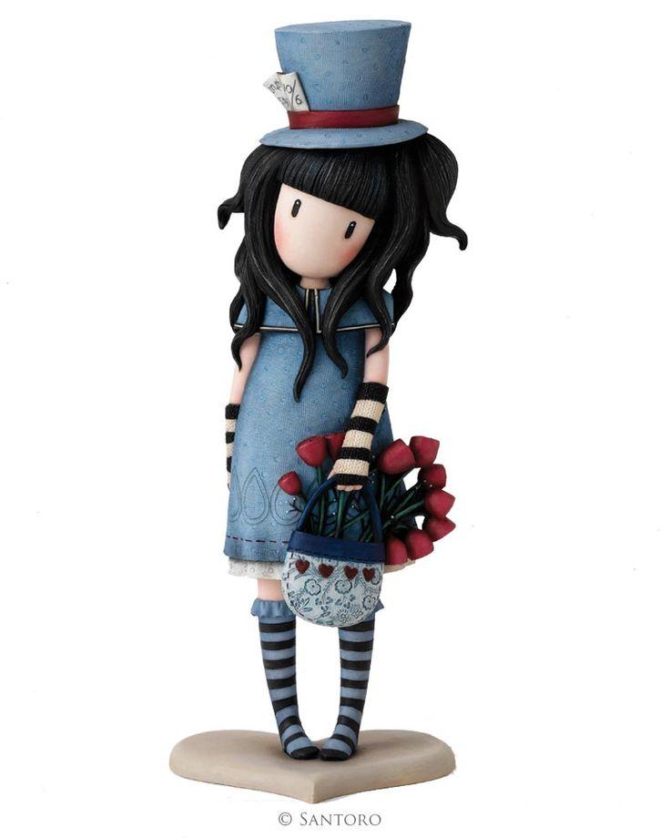 "The Hatter, Gorjuss 9"" Figurine"