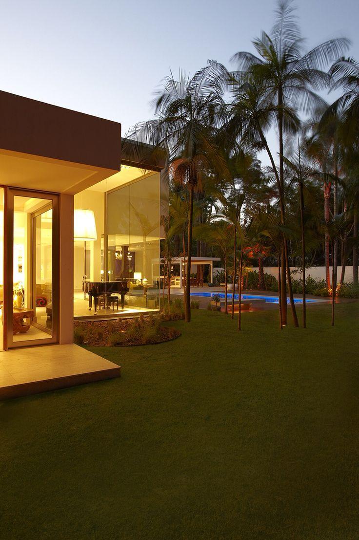 The Morumbi Residence By Drucker Arquitetura