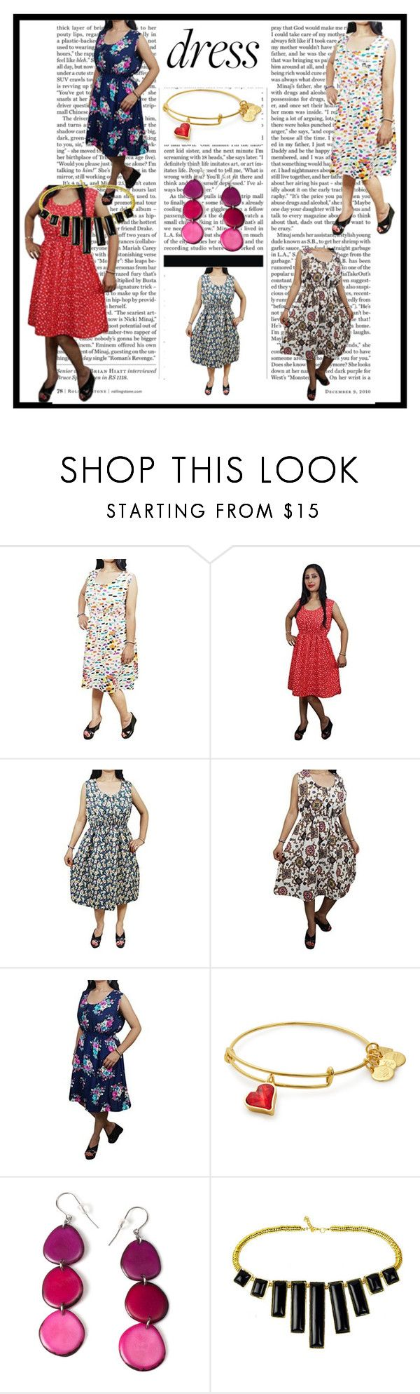 WOMEN SUMMER CASUAL MIDI DRESS by lavanyas-trendzs on Polyvore featuring Encanto and Nicki Minaj  http://www.polyvore.com/women_summer_casual_midi_dress/set?id=221539944  #dress #women #fashion #mididress #bohemian #boho #chic #summer #fancy