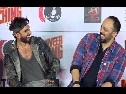 Ranveer Singh OVER EXCITED At Premiere Film Ranveer Ching Returns.
