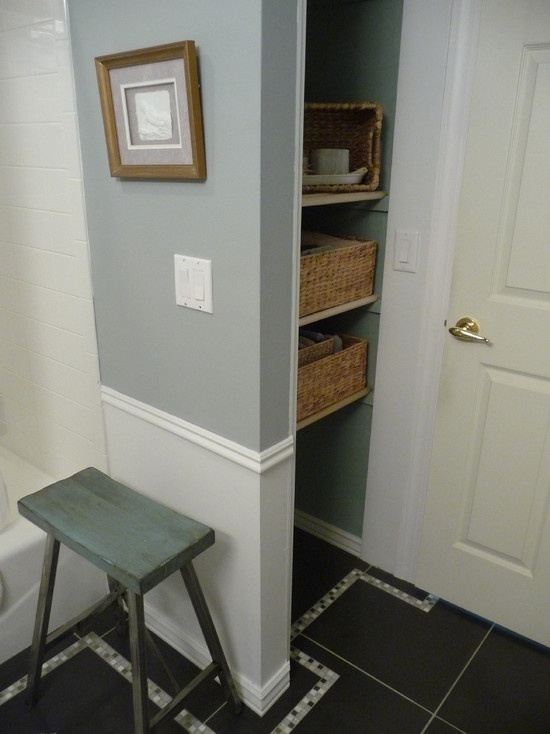 Open Linen Closet Design Pictures Remodel Decor And Ideas Organization Pinterest Closet