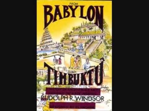TIMBUKTU TO BABYLON