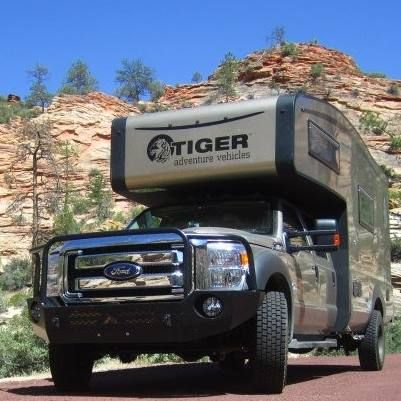 Sprinter Adventure Van >> Love this vehicle....complete with Aluminess front bumper...   Tiger Adventure Vehicle with ...