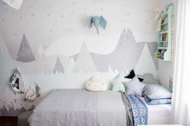 Nowy pokój dla rodzeństwa - Moje Dwoje by Bubulinka