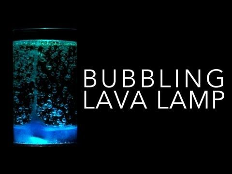 Spangler Science is Awesome!  Bubbling Lava Lamp - Sick Science! #084
