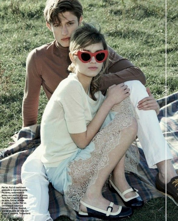 The most romantic (and chic) picnic ever. // Picnic Style Inspiration From D-La Repubblica