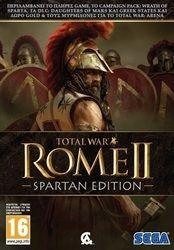 Total War: Rome II (Spartan Edition) PC