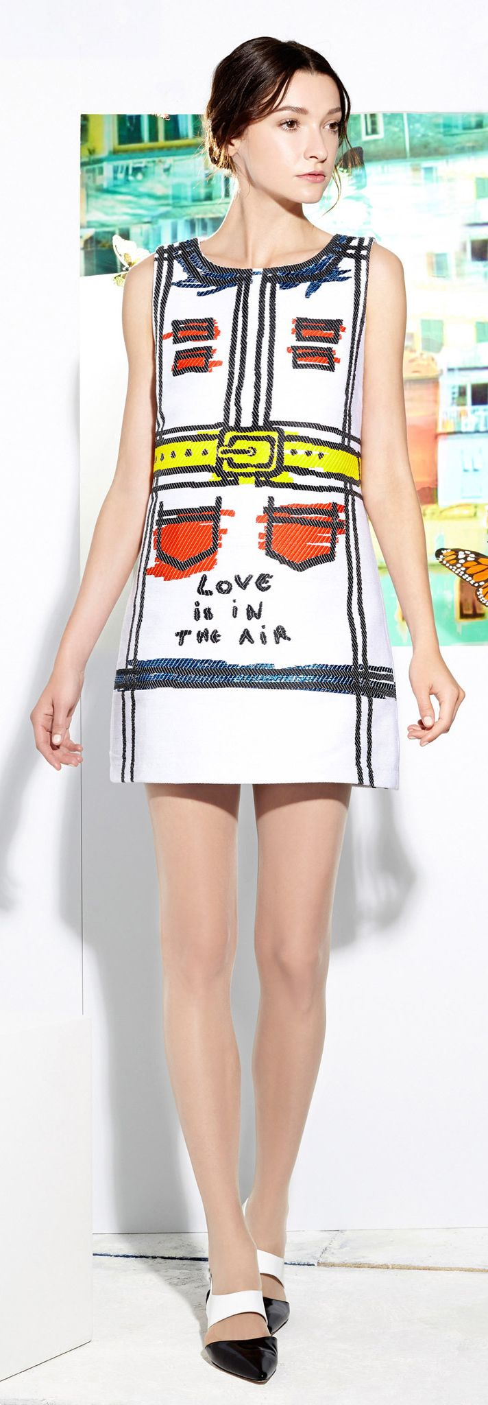 """Alice + Olivia - Resort 2015 Dress - """"Which is it, of the favours of your Lord, that ye deny?"""" Surah Rahman, 13"""