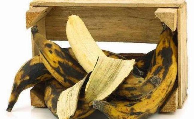 Μπανάνες έτοιμες για τα σκουπίδια; OXI