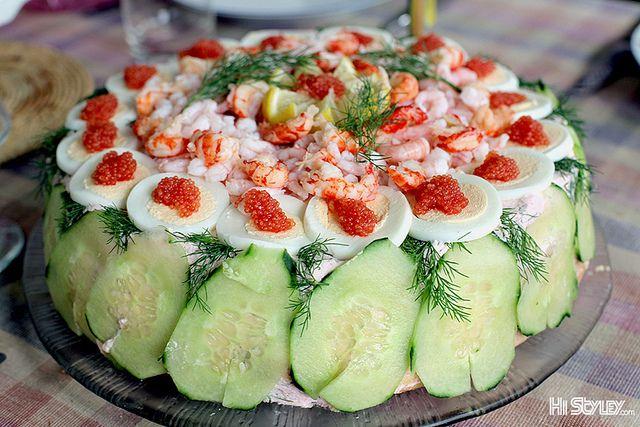 smörgåstårta | Flickr - Photo Sharing!
