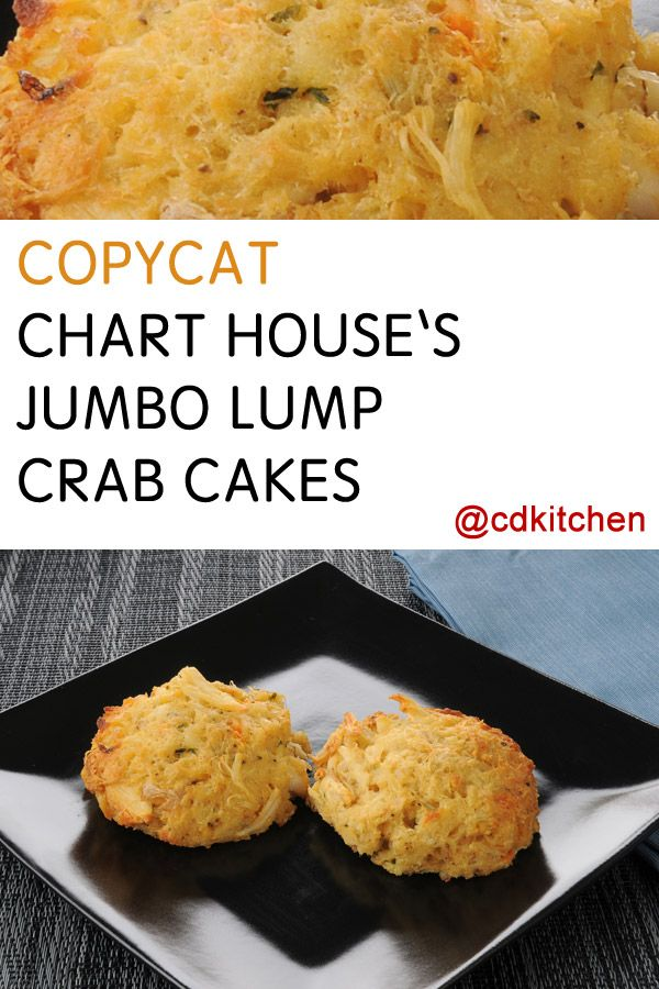 Chart House Crab Cake Recipe