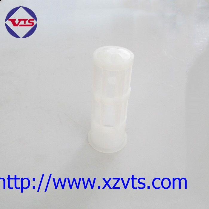 volvo excavator parts plastic strainer for hydraulic oil tank
