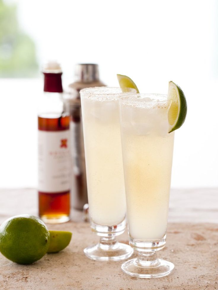 Vanilla, Lime, Ginger Fizz Cocktail – Heilala Vanilla