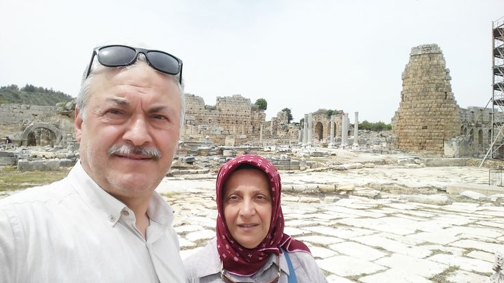 Antalya -Perge Antik Kent-2017