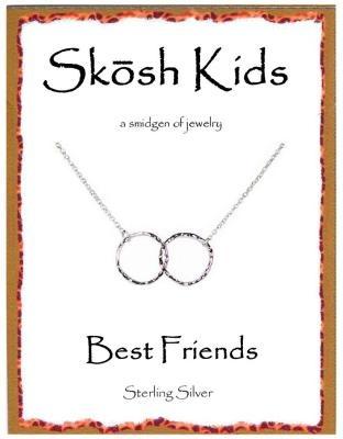 Friends necklace. Skosh Jewelry. Prairie Patches Lawrence, Kansas ...