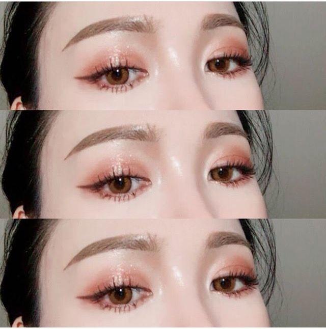 Pinterest Tameezy Asian Eye Makeup Asian Makeup Korean