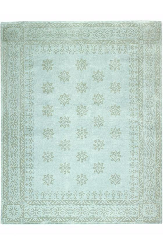 martha stewart living gracious garden area rug - Martha Stewart Rugs
