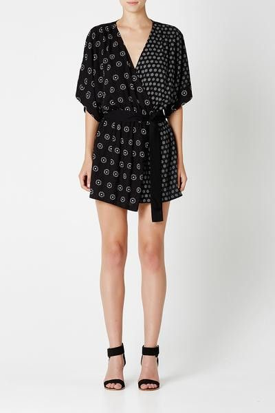 May the Label  - So It Goes Playsuit