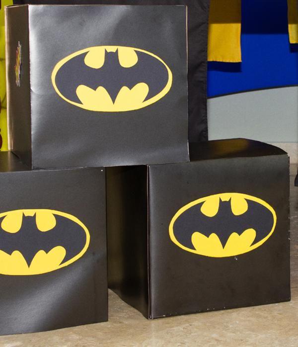 Dicas pra Mamãe: Tema da Festa: Batman