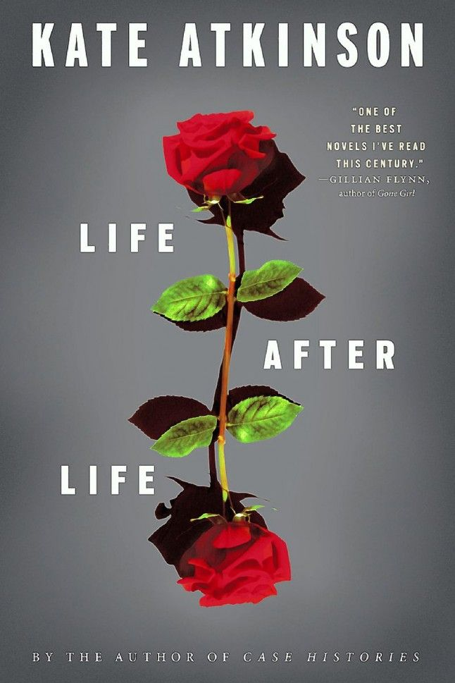 Life After Life by Kate Atkinson. Follows the experiences of a woman who, after being born on a snowy night in 1910, repeatedly dies and reincarnates into the same life to correct missteps and ultimately save the world.