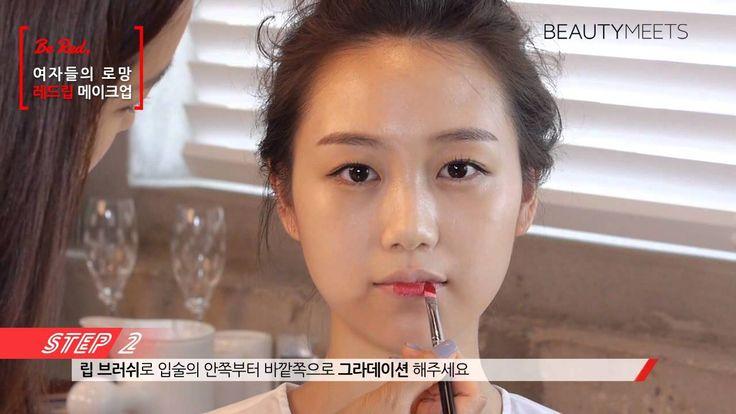 http://www.beautymeets.com/tutorials/bered-redlip-makeup