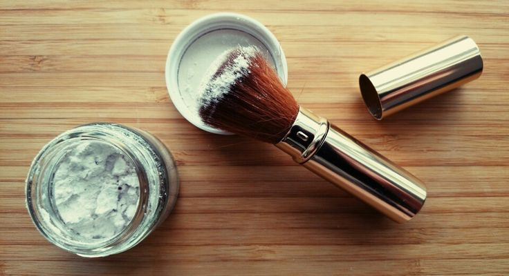DIY Tinted Face Powder
