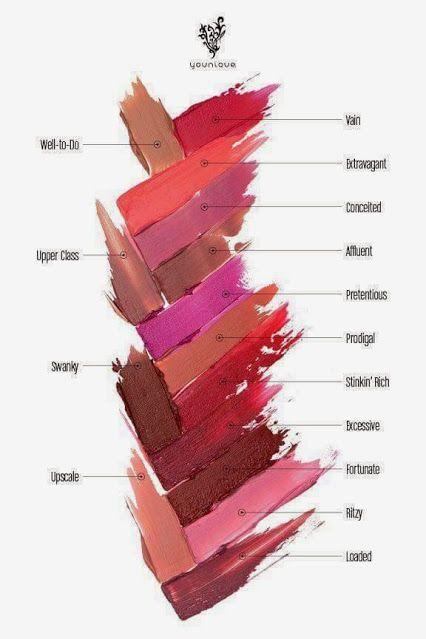 Moodstruck Opulence Lipstick Hüllt eure Lippen in sanfte Farben, die sich mühelos auftragen lassen, eine vollständige Abdeckung bieten und den ganzen Tag überstehen - ohne auszufransen! Erhältlich in 15 verscheidenen Farben. (Auch erhältlich als Set zu je 3 Stück - freie Farbwahl!)