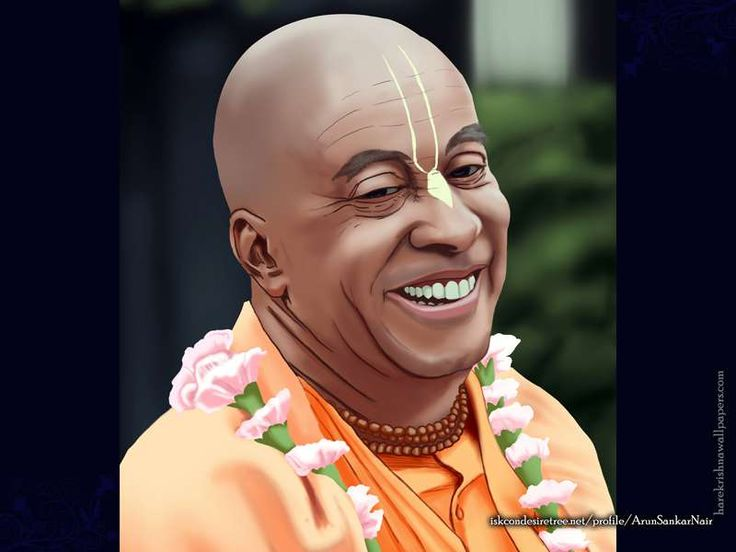 His Holiness Devamrita Swami Wallpaper