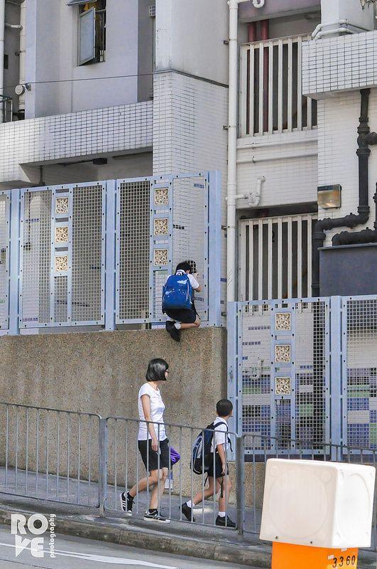 Monkey Boy - Future for HK Urban Gymnastics